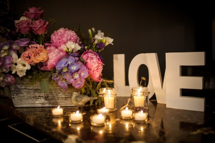 table flowers love