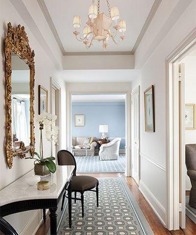 Jan Showers interior design