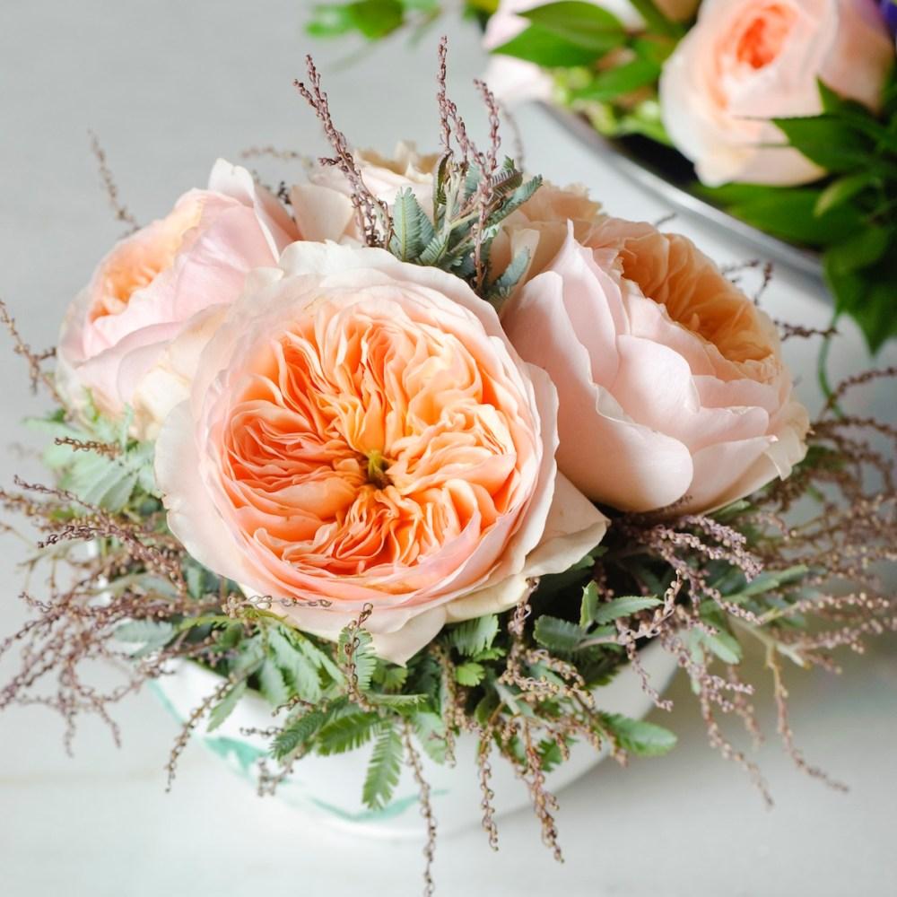 make cut roses last