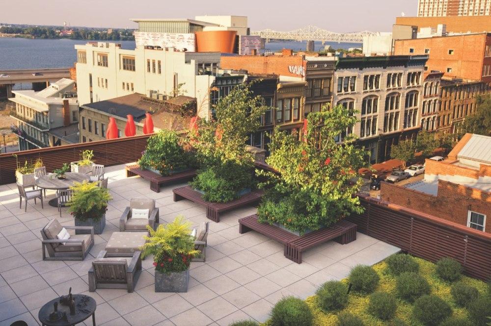 jon carloftis, rooftop garden