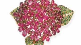 floral jewels