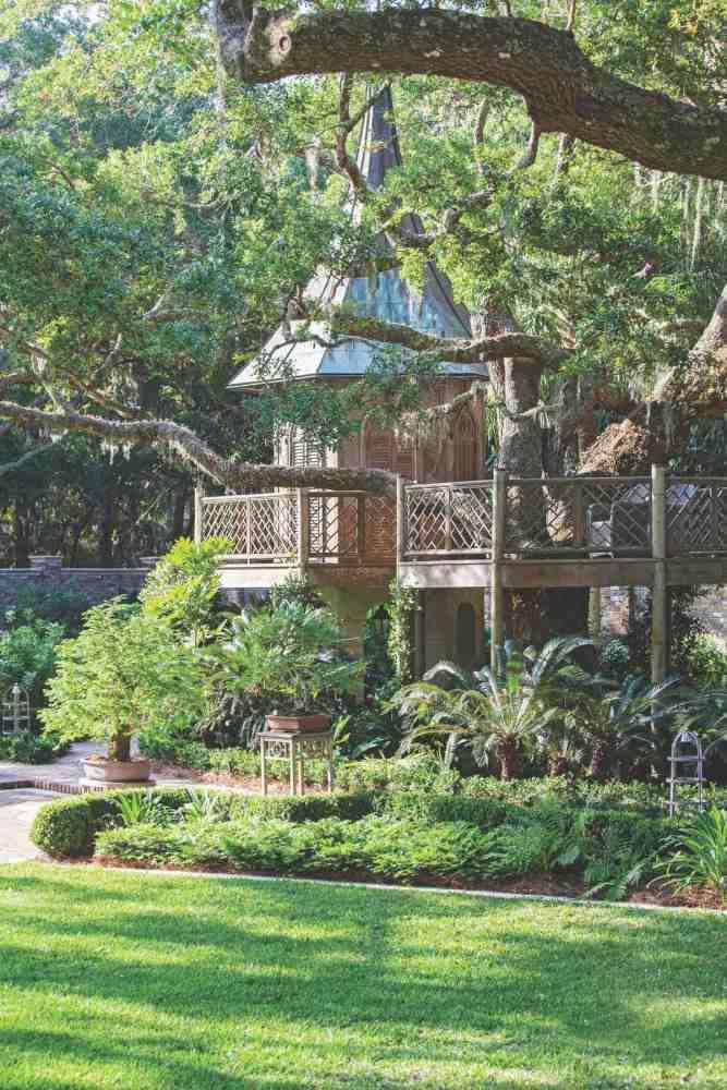 sea island garden