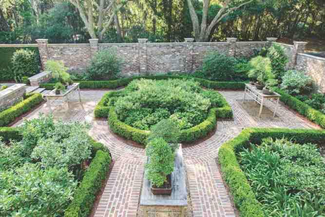 sea island georgia garden