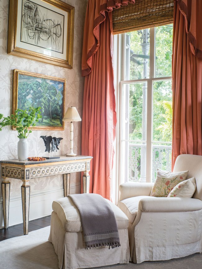 The Remarkable Rooms Of Richard Keith Langham Flower