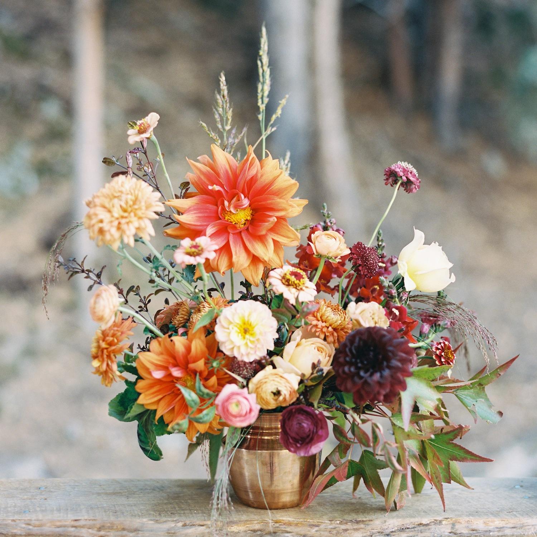 Meet frances harjeet of prema flower magazine frances harjeet dahlia arrangement izmirmasajfo