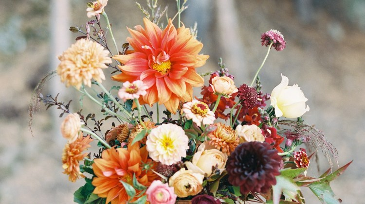 Fall Flower Arrangements - Flower Magazine | Home & Lifestyle