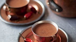 hot chocolate with chilli