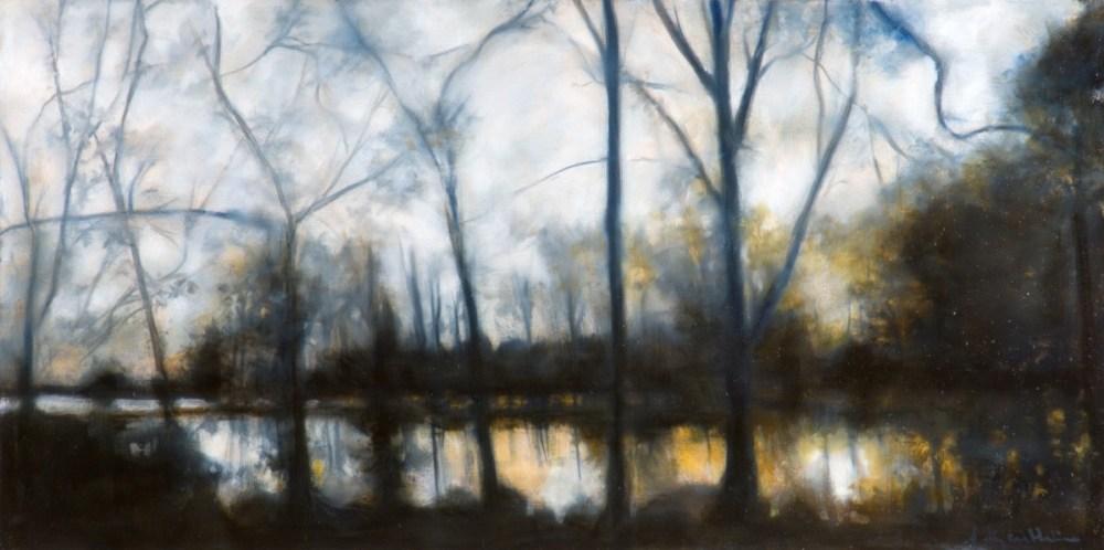 Ashley Spotswood painting