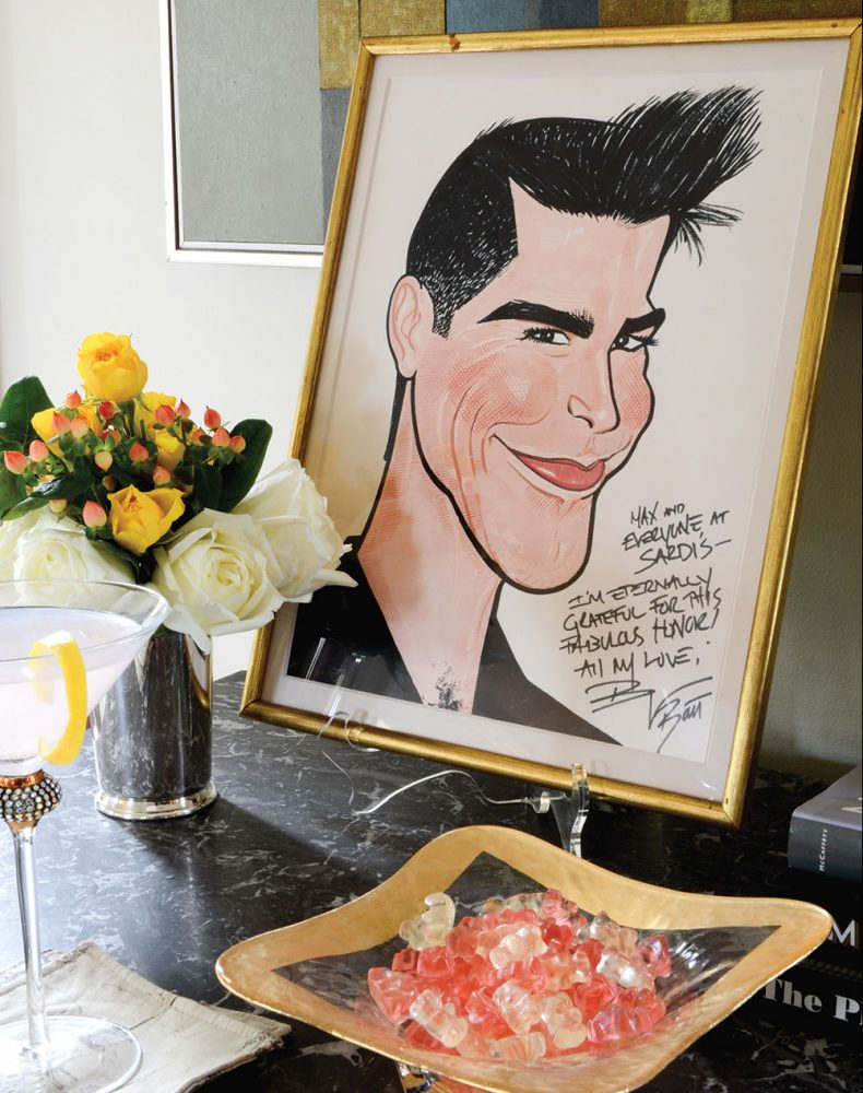 awards season party, bryan batt