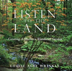 louise wrinkle book, listen to the land