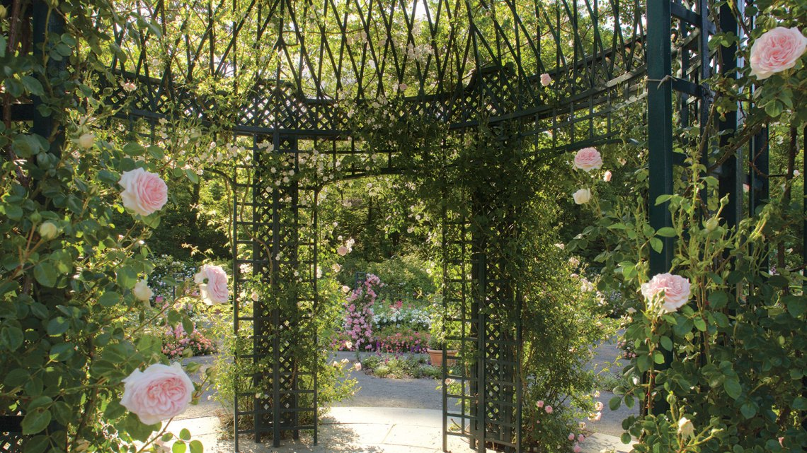 public gardens of new york