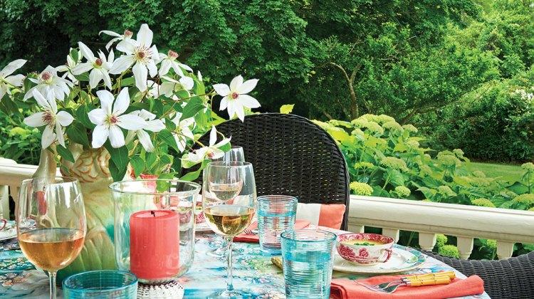 langham summer house, southern hospitality