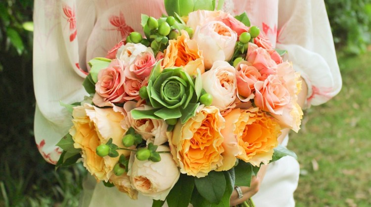 wedding flower arrangements flower magazine home lifestyle