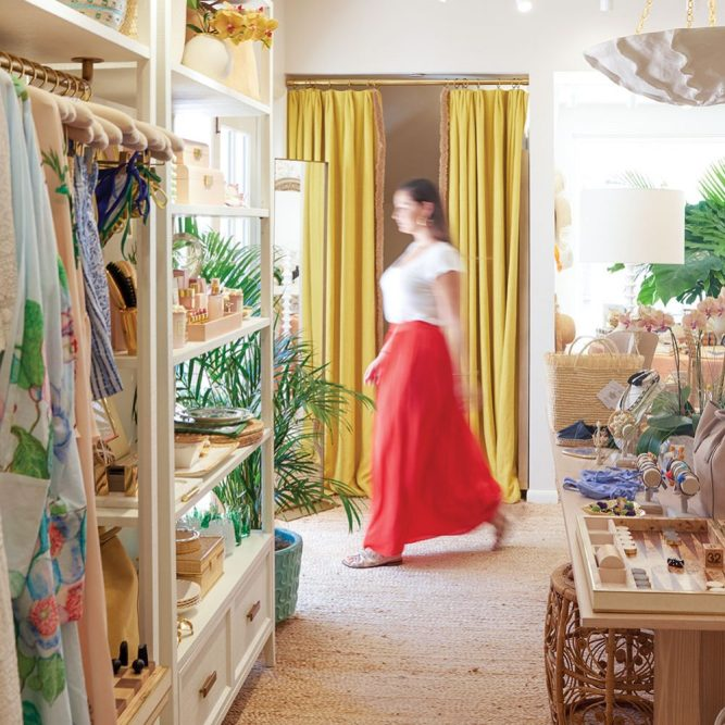 Aerin Lauder, Best Palm Beach Shopping