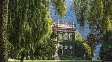 Lake Como Gardens