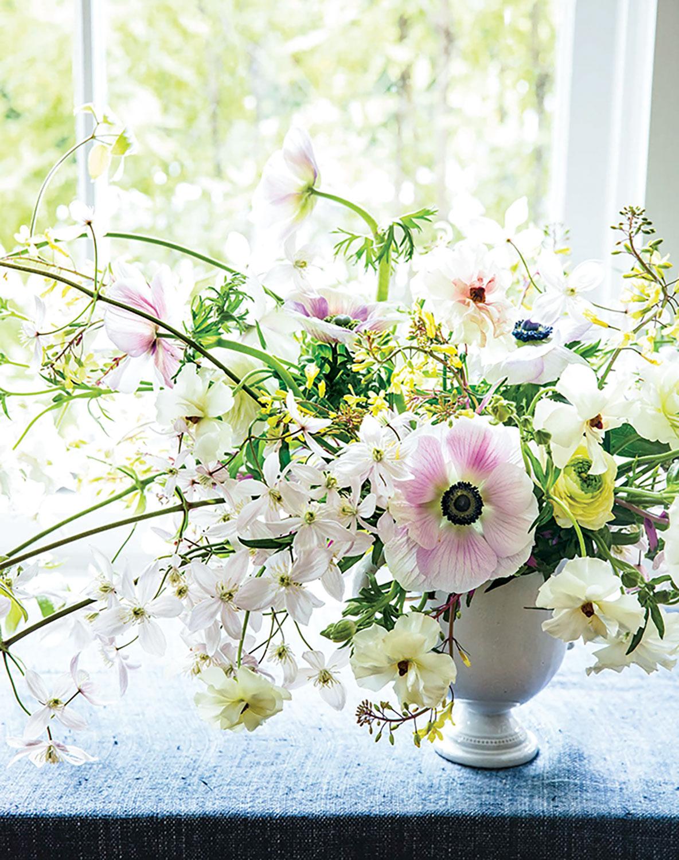 Spring Awakening Arrangement Flower Magazine