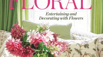 Living Floral book, Margot Shaw, flower book