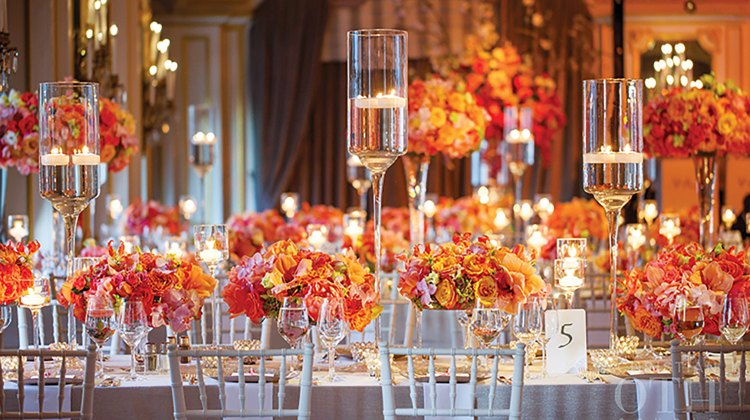 Whether in New York or South Florida, Renny & Reed is the go-to for top-tier event design. Photo by Christian Oth
