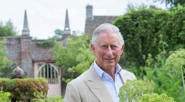 His Royal Highness The Prince of Wales. Photo (c) Highgrove by Marianne Majerus
