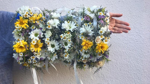 Surprising Wedding Flower Arrangements Flower Magazine Home Lifestyle Home Interior And Landscaping Transignezvosmurscom