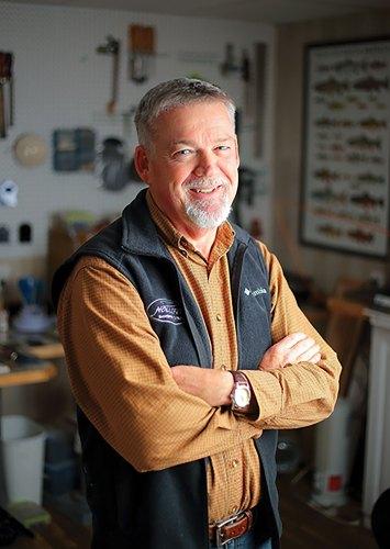 John Hollifield, craftsmen of custom fly rods