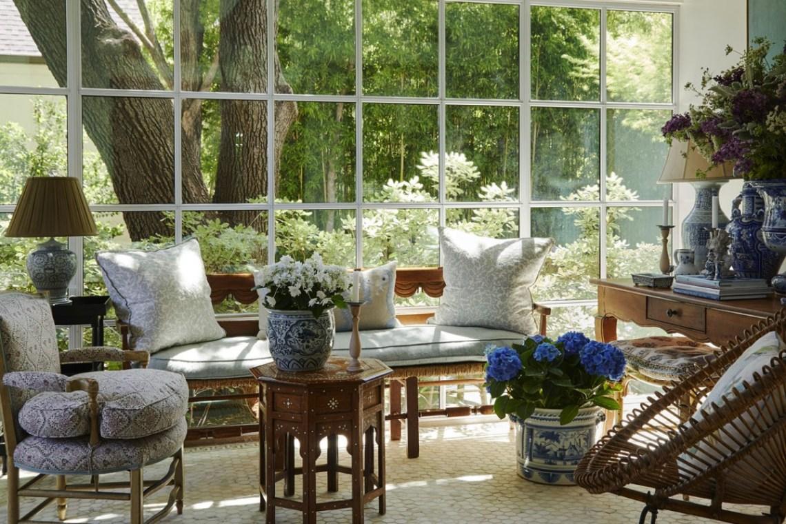 Interiors by Cathy Kincaid, foyer