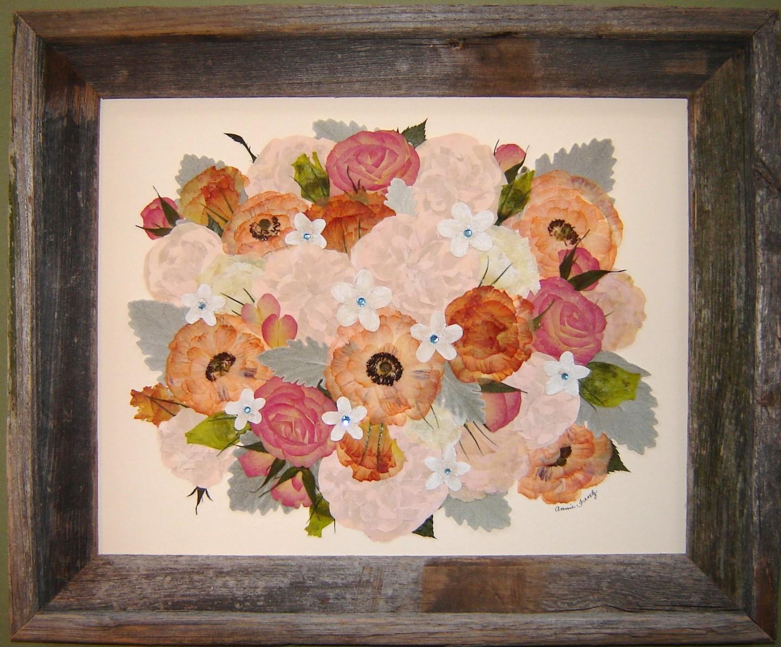 Don't Toss That Bouquet! Wedding Bouquet Preservation Tips