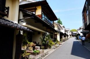【一個人旅行】初夏四國之旅Day7(完) 內子、伊予小京都大洲小鎮漫步+下灘回顧