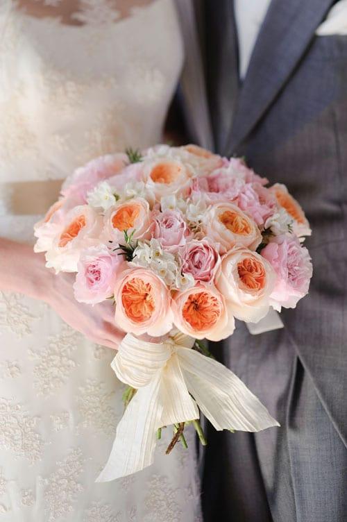 Wedding Wednesday Wedding Roses book from David Austin
