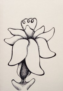 Flowerosity sketch #63