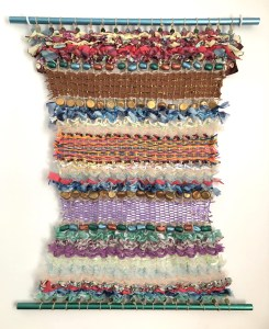 Organic Weaving Wall Hanging First Love