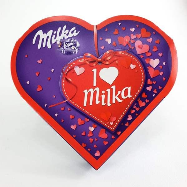 Milka Herz 50g