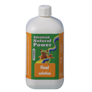 Final Solution 1l Advanced Hydroponics