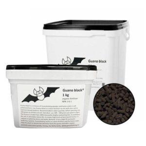 GUANOKALONG BLACK GUANO DI PIPISTRELLO + HUMUS 1kg
