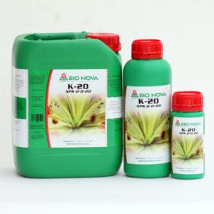 K (Potassio) 20% Bio Nova 250ml