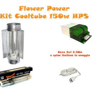 Kit Cooltube HPS 150W Fioritura BASE