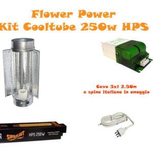 Kit Cooltube HPS 250W Fioritura BASE