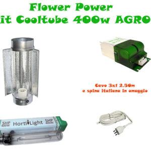 Kit Cooltube AGRO 400w Grow&Flow BASE
