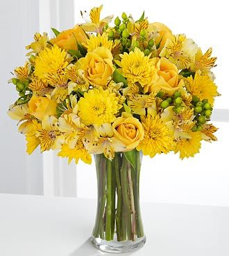 FTD Sunny Day Bouquet PREMIUM Same Day Delivery Flowers Fast