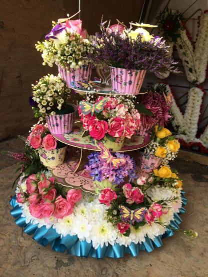 Cup Cake Bespoke