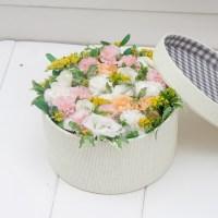 Flower Box Tenderness - Flowers Moldova