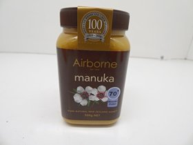 Airborne New Zealand Manuka Honey 500g / 17.63 oz