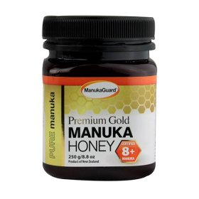 Manukaguard Premium Gold Manuka Honey 8+, 8.8 Ounce