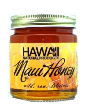 Maui Raw Honey – Wild, Rich, and Unprocessed! Just the Way Nature Intended Honey to Bee!