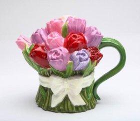 Tulip 0.41-qt. Teapot