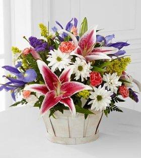 FTD Flowers Wondrous Nature Bouquet-12 Stems