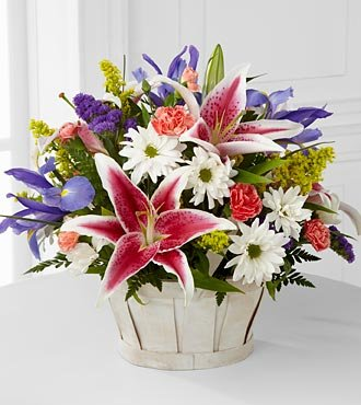 FTD Flowers Wondrous Nature Bouquet-12 Stems