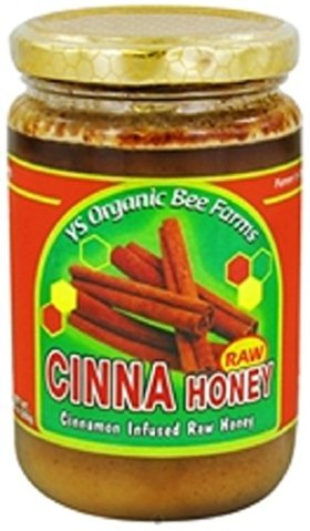 Y.S. Eco Bee Farms, Raw Cinna Honey (Pack of 3)