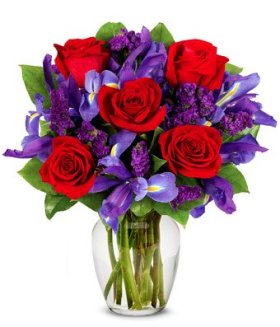 Shabbi Flowers Rose Bouquet – Eshopclub Same Day Flower Delivery – Fresh Flowers – Wedding Flowers Bouquets – Birthday Flowers – Send Flowers – Flower Arrangements – Floral Arrangements – Flowers Delivered