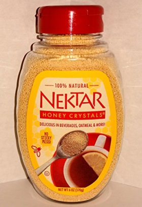 Nektar Honey Crystals (6 oz)